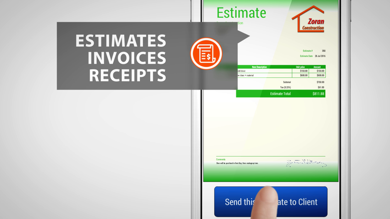 Estimates And Invoices - Estimates and invoices